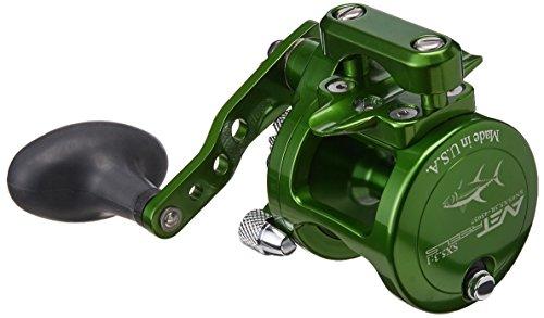 Avet 5.3:1 Lever Drag Conventional Reel, Green