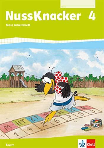 Nussknacker 4. Ausgabe Bayern: Arbeitsheft Klasse 4 (Nussknacker. Ausgabe für Bayern ab 2014)
