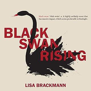 Black Swan Rising audiobook cover art