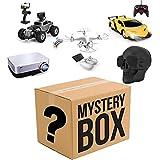 NBALL-TT Mystery Box - Proyector de automóvil de Control Remoto de cámara de Drone Altavoz - Todos los artículos Aleatorio