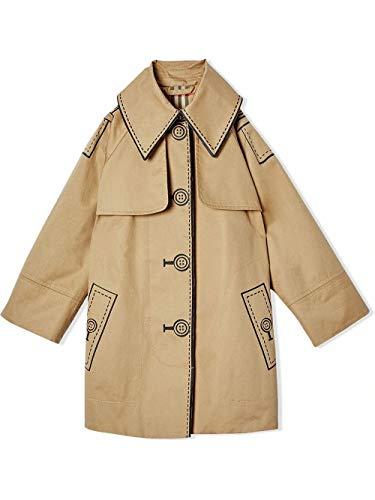 BURBERRY Luxury Fashion Mädchen 8022301 Beige Baumwolle Trench Coat | Frühling Sommer 20