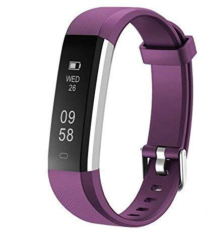 LETSCOM Fitness Tracker, Activity Tracker, IP67...