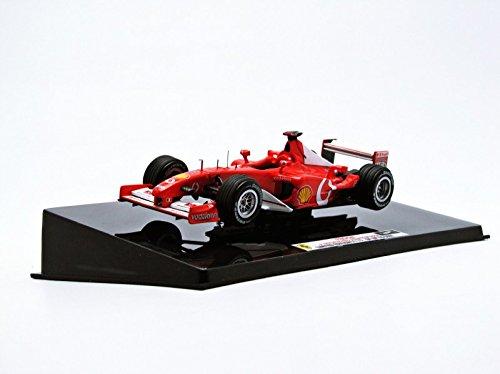 Hot wheels X5513 Ferrari F2002 Michael Schumacher France GP 2002 Elite Edition 1/43 Diecast Model Car by Hotwheels