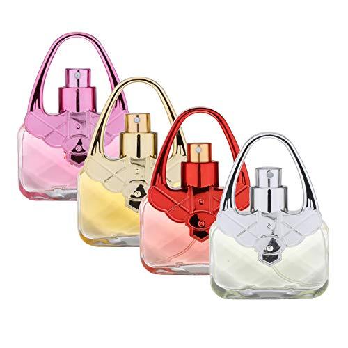 oshhni 4x Eau de Fragrance Conjuntos de Perfumes Infantiles Mist Gift Set