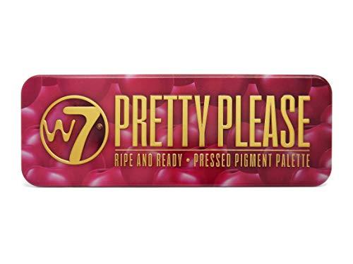 W7 | Eyeshadow Palette | Pretty Please Eyeshadow Palette | 12 Shades