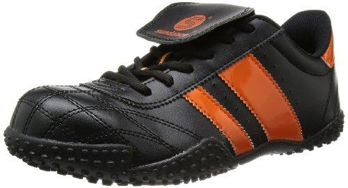 [サンダンス] 安全靴 軽量 スニーカー サッカーシューズタイプ GT-3 メンズ ブラック/オレンジ 26.5