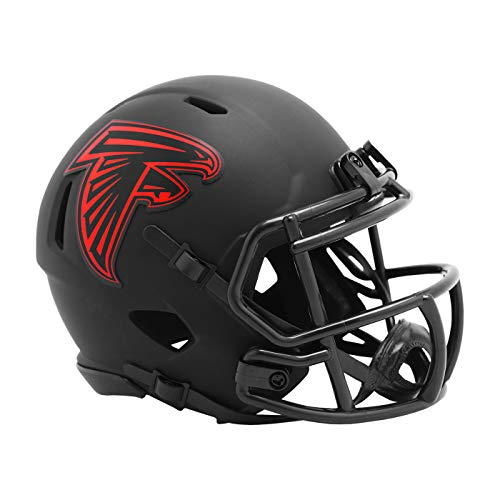 Riddell Speed Mini Football Helm - Eclipse Atlanta Falcons