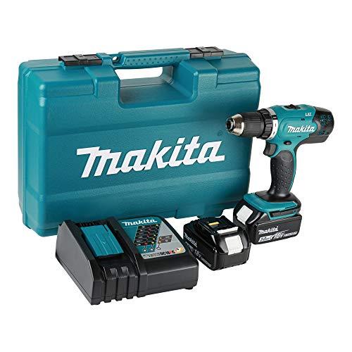Makita ddf453rfx1 – boormachine 18 V 42 Nm 3,0 Ah met accessoires 2 BAT