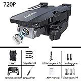 SBUNA Mini Drone Pieghevole con Telecamera 720P HD, Quadricottero WiFi con Funzione di Sospensione...
