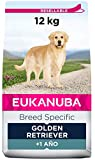 EUKANUBA Breed Specific Alimento seco para perros golden retriever adultos,...