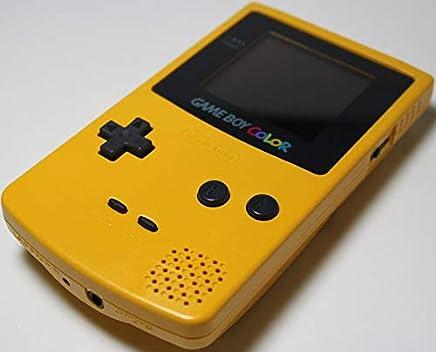 Consola Nintendo GameBoy Color Amarilla