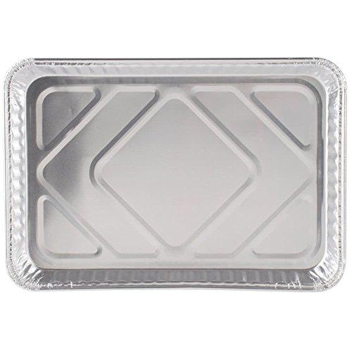Lakeland Lot de 10 plats de cuisson en aluminium Jetable 32 x 19 cm