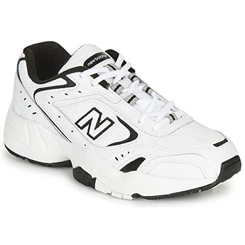 New Balance 452, Zapatillas para Correr de Carretera Mujer, Blanco, 41.5 EU