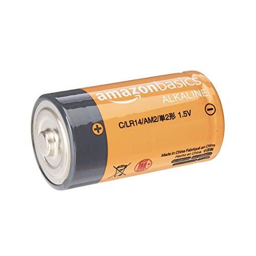 Carrera 20063035 First-Paw Patrol-On Double 2,9m, Mehrfarbig & Amazon Basics Everyday AAAA-Alkalibatterien, 1,5V, 4 Stück (Aussehen kann variieren)