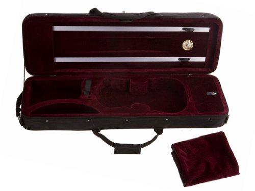 D\'Luca VCM-200 Violinenkoffer mit Hygrometer