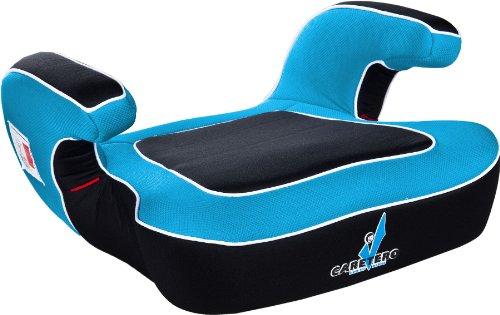 Caretero Leo, Autositz / Booster gruppe 2-3 (15-36kg), blau