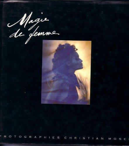 MAGIE DE FEMME - LIVRE PUBLICITAIRE DU PARFUM MAGIE NOIRE DE LA MAISON LANCOME