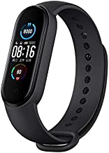 Xiaomi Mi Band 5 Fitness Bracelet Magnetic Charge 24h Heart Rate Sleep REM Nap Step Swim Sport Monitor Remind Alarm Miband 5 (NFC Version)