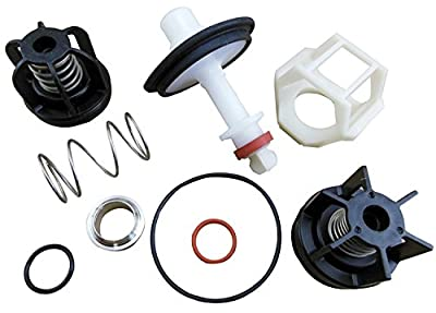 """Watts 009M3 3/4"""" Total Repair Kit. Included Kits: Total Relief Valve Repair Kit, First Check Valve Repair Kit, Second Check Valve Repair Kit, Retainer 0888527 888527 RK 009M3-T by Watts"""
