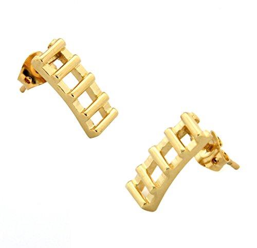 Bijoux pour tous 1200457 - Pendientes para mujer (latón)