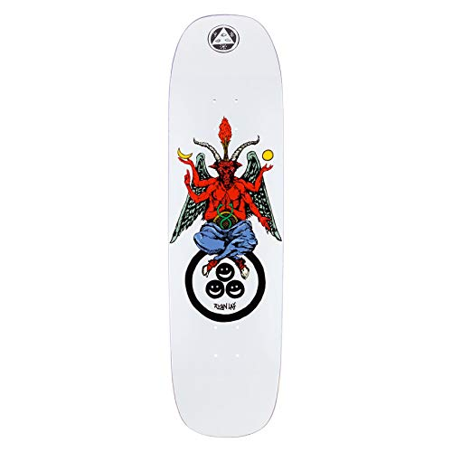 Welcome Skateboard Deck Ryan Lay Bapholit on Stonecipher Shaped 8.6