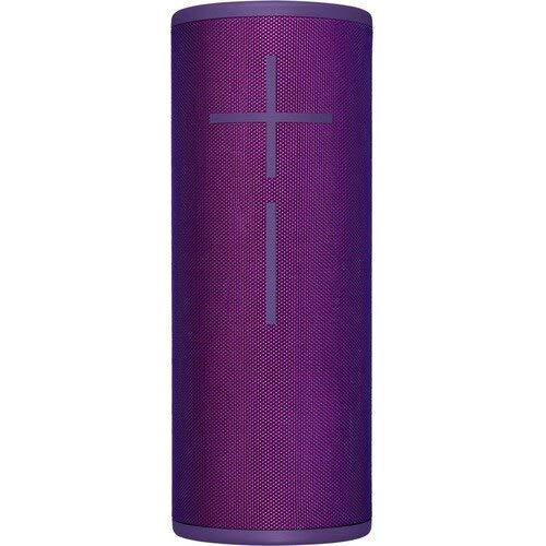 Ultimate Ears MEGABOOM 3 Portable Waterproof Bluetooth Speaker - Purple (Renewed)