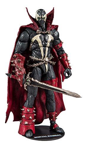 McFarlane Toys Mortal Kombat Spawn Action Figure, Multicolor
