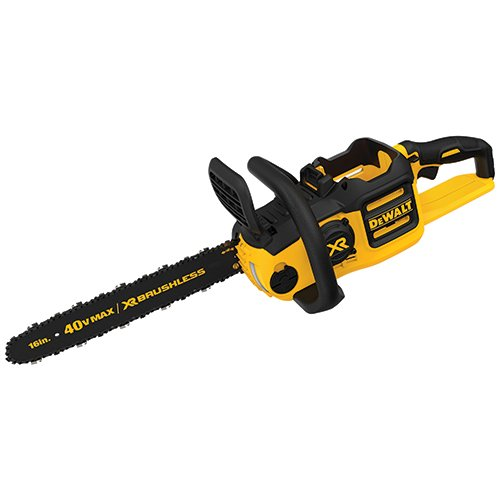 DEWALT DCCS690H1 40V 6AH Lithium Ion XR Brushless Chainsaw, 16'