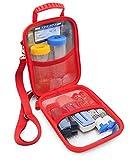 MEDMODS Insulated Asthma Inhaler Case Fits Inhaler Spacer, Mask, Epipen, Allergy Medicine and More - Includes CASE ONLY