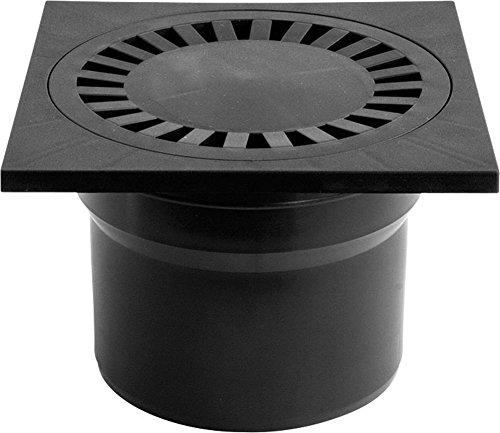 Duschablauf Badablauf Bodenablauf 150x150 mm DNS110 PC 323 Pc