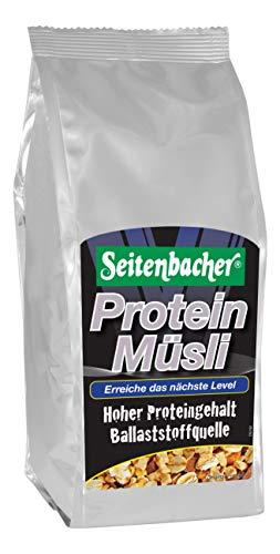 Seitenbacher High Protein Müsli - Erreiche das nächste Level, 454 g