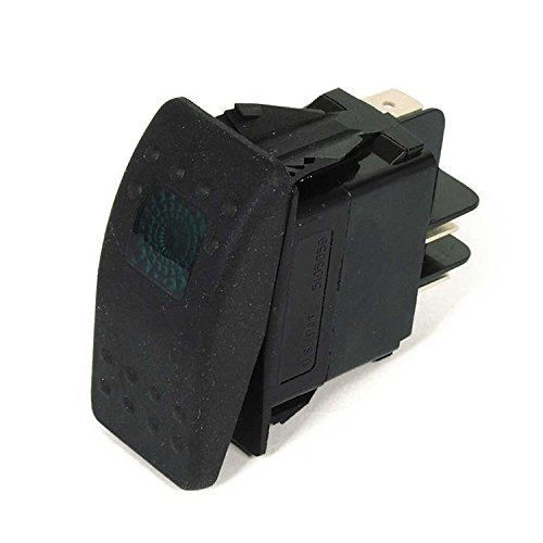 Karcher 9.802-451.0 - Interruptor basculante con lente verde 875858