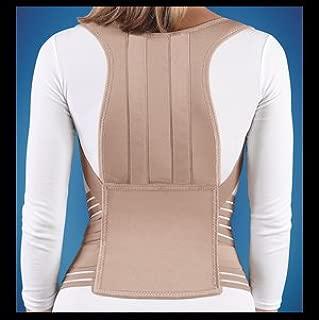 FLA Soft Form Posture Control Brace - Large