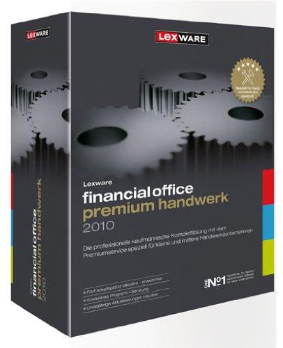 Preisvergleich Produktbild Lexware Financial Office Premium Handwerk 2010 (funktionsfähig bis einschl. 30.06.2010)