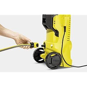 Kärcher Hochdruckreiniger K 2 Full Control Home (Druck: 20-110 bar, Fördermenge: 360 l/h, Flächenreiniger T 150, Reinigungsmittel, 2x Strahlrohr, Hochdruckpistole)