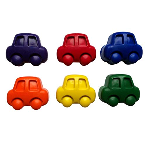 A Childhood Store Eco-Friendly Tiny Car Crayons