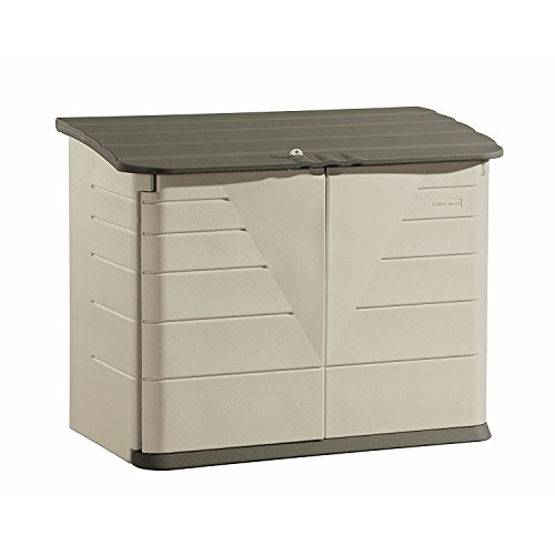 Rubbermaid Horizontal Storage Shed, 32-cubic ft