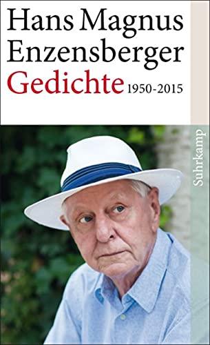 Gedichte 1950-2015 (suhrkamp taschenbuch)