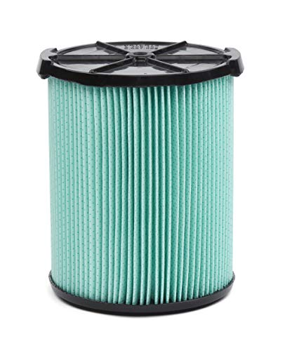 Craftsman - CMXZVBE38753 CRAFTSMAN 38753 HEPA Media Wet/Dry Vac Filter for 5 to 20 Gallon Shop Vacuums (9-38753)