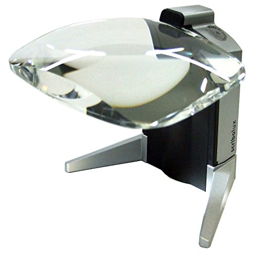 ESCHENBACH スタンドルーペ スクリボラックス LEDライト付き 倍率2.8倍 1565-1