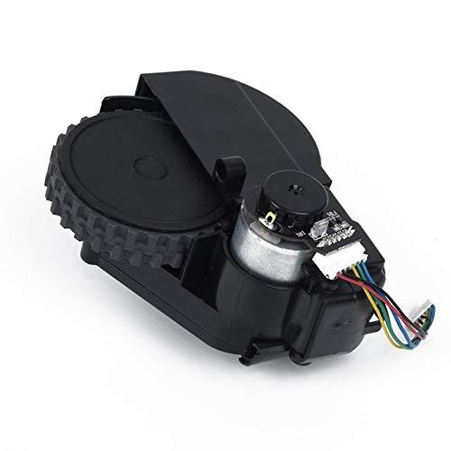 IUCVOXCVB Accesorios de aspiradora Ajuste del Motor de la Rueda RGT Izquierda para la Excelencia Conga 990 Robot CLEABLE CLEABLE DE Recambio Absolute Limpieza DE HOGAR (Color : Left Wheel)