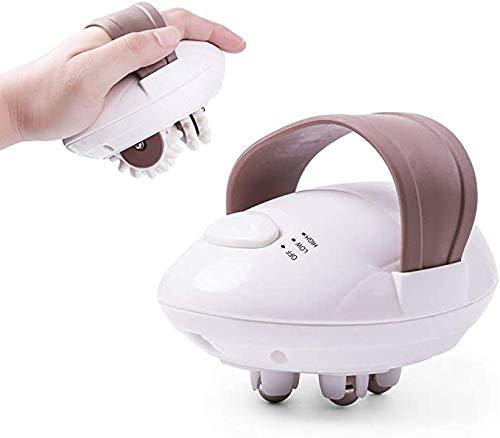 Gpzj 3D-Elektro-Massagegerät für die Walzenformung Ganzkörper-Massagegerät für die Rollenform Hand-Tiefenmassagegerät für Muskeln Body Trimmer Device Fatburner