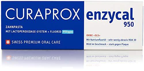 Curaprox Zahnpasta enzycal, 75 ml