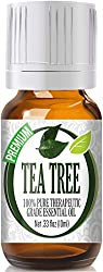 healing solutions tea tree therapeutic grade essential oil
