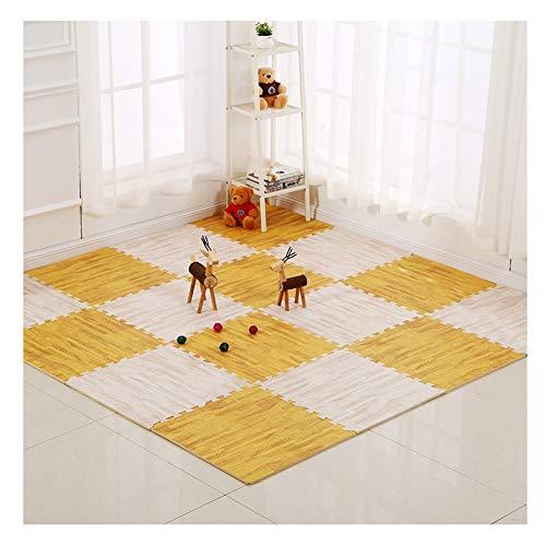 Best Buy! ALGFree Interlocking Floors Tiles Foam Play Mat Splice Baby Crawling Mat Child Bedroom Plu...