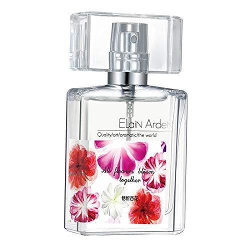 Milageto Perfume de Regalo para Mujer, Fragancias de Lujo en Spray para Niñas San Valentín
