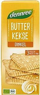dennree Dinkel-Butterkekse 150 g - Bio