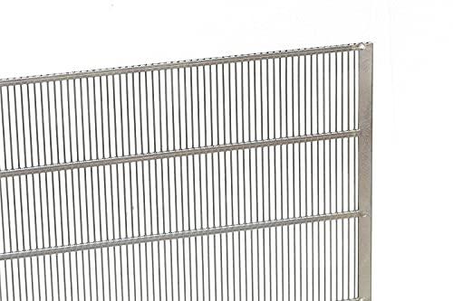 Absperrgitter DNM Metall für Liebig Beute 475 x 375 mm verzinkt Imker Imkerei Liebig Beute (Liebig 475x375 mm verzinkt)