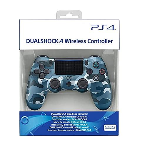 Sony - V2 Dualshock 4 Wireless Controller, Blue...