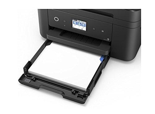 Epson WorkForce WF-2865DWF Inyección de tinta 33 ppm 4800 x 1200 DPI A4 Wifi - Impresora multifunción (Inyección de tinta, Impresión a color, 4800 x 1200 DPI, A4, Impresión directa, Negro)